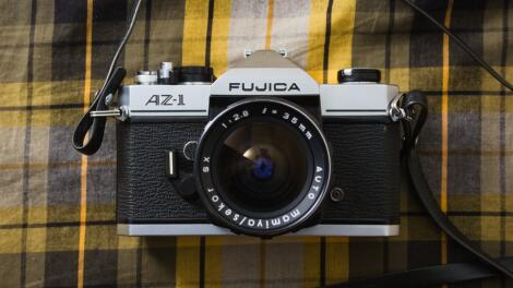 Wonderfully Odd: Fujica AZ-1 and the Mamiya Sekor Lens