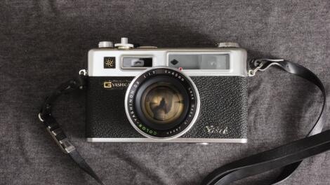 Getting impressed with the Yashica Electro 35 GSN