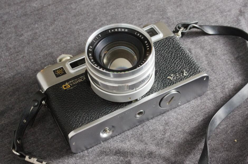 A profile of the Yashica Electro 35